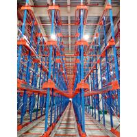 radio shuttle racking racks rack of storage equipment ISO9001
