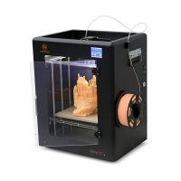 High precision FDM 3d printer, large format 300*200*400mm, industrial 3d printer for sale