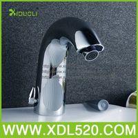 Bathroom single sensor basin mixer thumbnail image