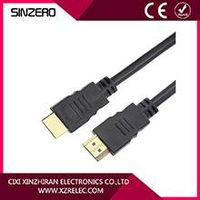 black hdmi 2.0 cable/hdmi cable gold/hdmi hdmi 9pin cable thumbnail image