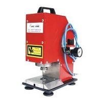 Semti-automatic plastic grommet machine HPD120