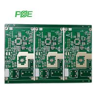 Single-sided PCB Made
