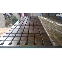 Industry machine test worktable T-slot Cast Iron Floor Plate thumbnail image
