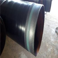 2PE  anticorrosion steel pipe