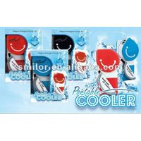 Fancy Portable Handy Air Condition Cooling Fan, USB Mini Fan