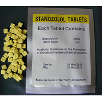 Stanozolol (Winstrol) 20mg100 pills for bodybuilding and fitness