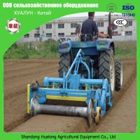 1ZKN Soil Preparation Machine for Agricultural machine Rotary ridge fertilizer mulching machine