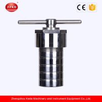 Hot Sale Hydrothermal Synthesis Reaction Kettle