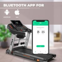 Play T2 Plus Installation Free Multifunction Treadmill with Bluetooth Speaker thumbnail image