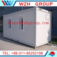 Flat pack container house shipping from China to New Zealand thumbnail image
