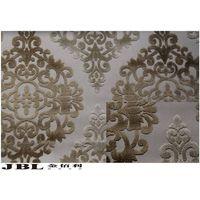 jacquard cut velvet curtain fabrics NB130607D-10