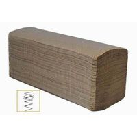 Towel paper brown multifold/Z fold/N fold