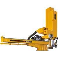 Six- aixs Die-casting Extrator and sprayer robotic arm