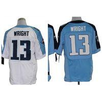 2014 cheap American Football jerseys Tennessee 13#Wright  elite jerseys