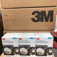 3M N95 respiratory mask thumbnail image
