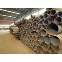ASTM A335 Hot Rolled CrMo Alloy Seamless Steel Pipe And Tubes thumbnail image