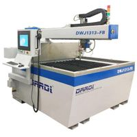 DWJ1313-FB Water Jet Cutting Machine