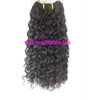 natural human hair fashion hair weaving