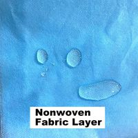 Nonwoven Fabric Face Skin-Friendly Fusible Craft Filter Interlining from Longtech