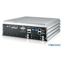 EVS-1000 Workstation-grade 7th Generation Intel Xeon/Core i series Fanless GPU Computing System