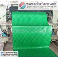 PVC cushion production line