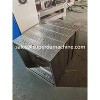 Wall Mount Steel Box Bending Machine