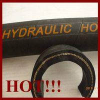SAE 100 R6 fibre braided rubber hose thumbnail image