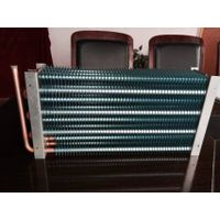 Fin type evaporator assembly