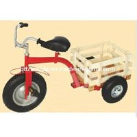 with a Bucket of Children Tricycle / Child's Tricycle thumbnail image