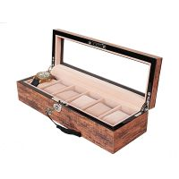 wooden shiny watch boxes thumbnail image