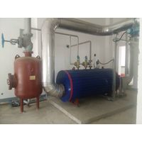 Exhaust Gas Boiler High Temperature Exhaust Gas Recovery System to Generate Steam thumbnail image