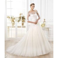 TOP QUALITY WEDDING DRESSES IN GUANGZHOU CHINA N7856