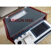 IEC60156/ ASTM D-877 Fully Automatic Touch Screen Dielectric Insulating Oil Breakdown Voltage Tester