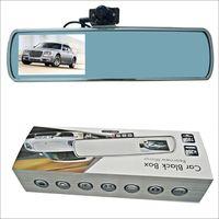 Car Camera Records 1080P-4-3-inch-Car-Rearview-Mirror thumbnail image
