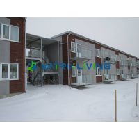 freight container catering building