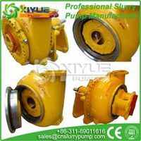 sand suction dredger pump