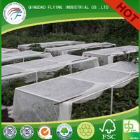 4% UV Treated Agriculture, Weed Control Non Woven Fabric