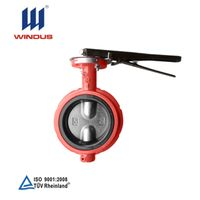 WINDUS OEM butterfly valves