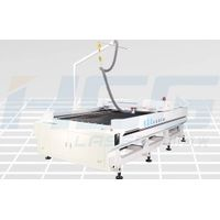 100-300W HS-B1325 acrylic laser cutting bed for advertising and craft industries