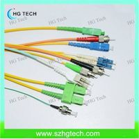 ST/FC/SC/LC Fiber Optic Patch Cable