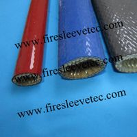 Silicone Coated Fiberglass Tube