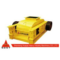 Hot selling double roller crusher ISO 9001 CE certified feldspar double roll crusher thumbnail image