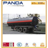 Pandamech tanker semi trailer