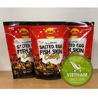 Sun Snack - Vietnam Chilli Salted Egg Fish Skin Snack 100Gg