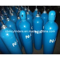 Medical Nitrous Oxide Cylinders G 25L W/ Pin Index Valves Cga910 thumbnail image