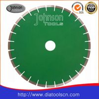 Diamond tool: 400mm laser saw blade for granite