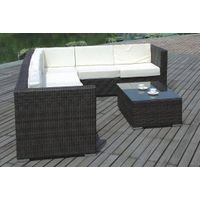 Beautiful All-Weather Rattan/Wicker Furniture Sofa Sets