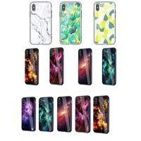 Toughened glass phone case