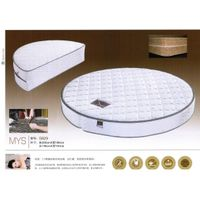 High Grade Fabric Folding Round Mattress