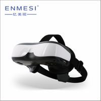 HD Android 3D VR Video Glasses with AV In